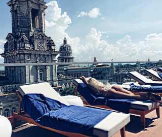 Havana view ???????? - -  #IamATraveler #TravelBlogger #TourThePlanet #TravelAwesome #TLPicks #Luxwt #ad  #BestVacations #Travel #Lifestyleblogger